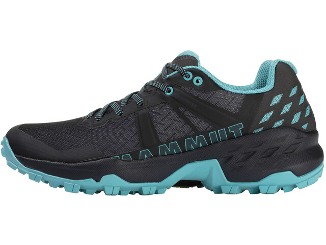 Mammut Sertig II GTX Low Shoes Women, black-dark frosty